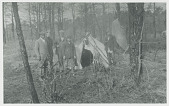 view Poosepatuck visitors at Raynor camp Jan 1 1912 digital asset number 1