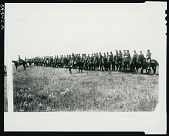 view Indian cavalry, in line digital asset number 1