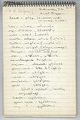 view MS 7507 Notes on the Potawatomi language digital asset: Notes on the Potawatomi language