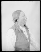 view Chief Bull Bear, side view. Oklahoma digital asset number 1