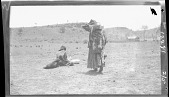view Two Appache Women. Child on back of one women 1903 digital asset number 1