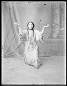 view Indian girl kneeling, St Louis 1904 digital asset number 1