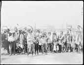 view Group of Indians. U. S. Indian School 1904 digital asset number 1