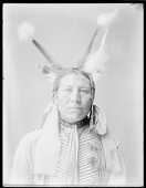 view Dakota man, John Bear Robe. U. S. Indian School, St Louis, Missouri 1904 digital asset number 1