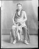 view Stacey Matlock, Chaui Pawnee Indian, 1904 digital asset number 1