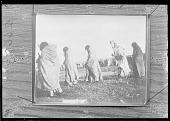 view Scene of Blackfoot women priestesses. Sun Dance 1899 digital asset number 1