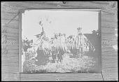 view Group of Blackfoot. Sun Dance. 1899 digital asset number 1
