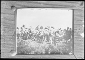 view Sun Dancers at Blackfoot celebration. Sun Dance. 1899 digital asset number 1
