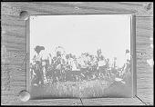 view Blackfoot celebration, Sun Dancers. Sun Dance. 1899 digital asset number 1