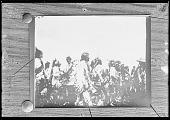 view Blackfoot celebration, Sun Dancers. Sun Dance. Last Star in center 1899 digital asset number 1