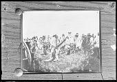 view Group of Blackfoot Sun Dancers. Sun Dance. 1899 digital asset number 1