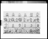 view Hopi Indian masks, etc., Arizona digital asset number 1