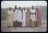 view Simbananiye's womenfolk - Batutsikazi, circa 1957 digital asset number 1