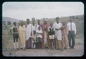 view Abenengwe - Tutsi family (three generations), circa 1957 digital asset number 1