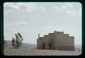 view The gite approaching from Nyabikere, circa 1956 digital asset number 1