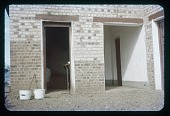 view Entry to house and kitchen, circa 1956 digital asset number 1