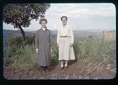 view Emma Maquet and EMA, circa 1956 digital asset number 1