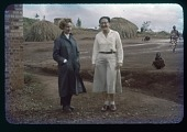 view Emma Maquet and EMA, circa 1956 digital asset number 1