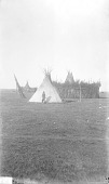 view [Tipi and Windbreak] 1893 digital asset number 1