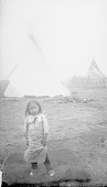 view Young Arapaho boy, Cheser, son of Jesse Bent 1892 digital asset number 1