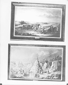 "view ""49 Cree Indians Traveling"" ca 1850 digital asset number 1"