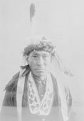 view Chippewa man, Meckawigabau 1911 digital asset number 1