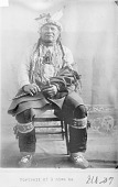 view Chippewa man, E'niwube 1911 digital asset number 1