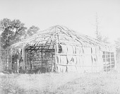 view Council House Made of Elm Bark 1900 digital asset number 1