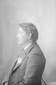 view Portrait (Profile) of Man 1898 digital asset number 1