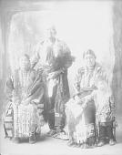 view Group Portrait of Four Men 1898 digital asset number 1