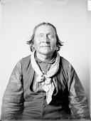 view Portrait (Front) of O-Ke-Ma, Man MAY 1908 digital asset number 1