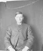 view Portrait (Front) of Anthony Bourbonnais FEB 1906 digital asset number 1