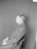 view Portrait (Profile) of Anthony Bourbonnais FEB 1906 digital asset number 1