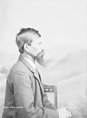 view Portrait (Profile) of John Wadsworth (Mixed Blood) n.d digital asset number 1
