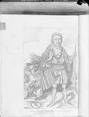 view Engraving of Metacom, Sachem of the Wampanoag, Called Philip of Pokanoket or King Philip n.d digital asset number 1