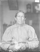 view Portrait (Front) of Keiziah Dennis OCT 1899 digital asset number 1