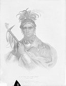 view Seneca man, Cornplanter 1796 digital asset number 1