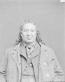 view Portrait (Front) of Curly Johnson 09 DEC 1904 digital asset number 1