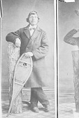 view Portrait of Onondaga man, Skanawadi or On One Side of the Stream 1902 digital asset number 1