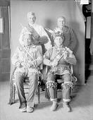 view Group Portrait of Four Men DEC 1901 digital asset number 1