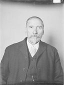 view Portrait (Front) of Tawennaki (Two Things of Equal Size or Value) or Yutana Nire (A Lone Pine Tree), Called Elias Johnson (Mixed Blood) MAR 1902 digital asset number 1