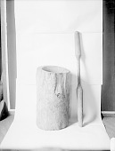 view Chitimacha mortar and pestle 1908 digital asset number 1