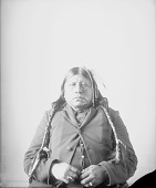 view Portrait (Front) of Sentele, Also Called Grant Richards, in Partial Native Dress with Ornaments APR 1898 digital asset number 1