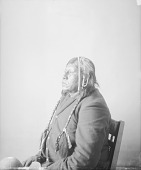 view Portrait (Profile) of Sentele, Also Called Grant Richards, in Partial Native Dress with Ornaments APR 1898 digital asset number 1