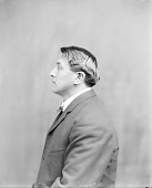view Portrait (Profile) of Ray-Sah-Ki-Pi-Ru (Young Chief), Called Stacey Matlack 21 JAN 1905 digital asset number 1