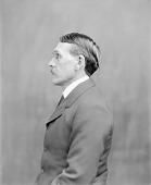 view Portrait (Profile) of Ray-Tah-Cots-Tey-Sah-Ru (Fancey Eagle), Called Rush Roberts 21 JAN 1905 digital asset number 1