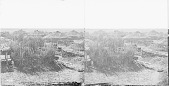 view Earth Lodges and Corral in Village 1871 digital asset number 1