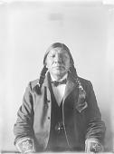 view Portrait (Front) of Happy Jack in Partial Native Dress OV 1898 digital asset number 1