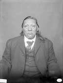 view Portrait (Front) of Charlie Shavaroux or Shavanaux MAR 1905 digital asset number 1