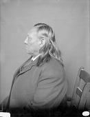 view Portrait (Profile) of Charlie Shavaroux or Shavanaux MAR 1905 digital asset number 1